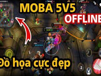 game-moba-offline